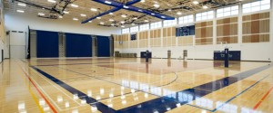 Robert Surtees Athletic Centre gym