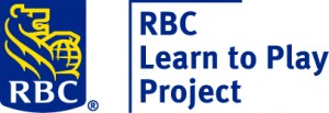 RBC Learn to Play Project banner