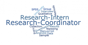 Research Coordinators and Interns