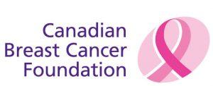 Canadian Breast Cancer Foundation logo