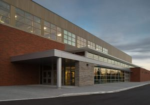 Robert Surtees Athletic Centre - front entrance
